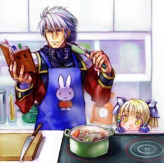 Sanger cooks