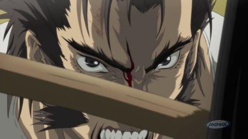 Wolverine - Swords Closeup